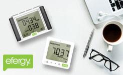 """A gama """"verde"""" dos equipamentos de medição"""