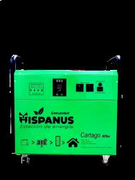 Generador solar 800W