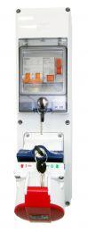 Adaptador Schuko 6-12 Amperios - EV Portable