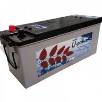 Batería monoblock AGM U-Power 12V 160Ah sin mantenimiento
