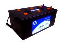 Batería monoblock plomo-ácido abierta Saclima 12V 250Ah