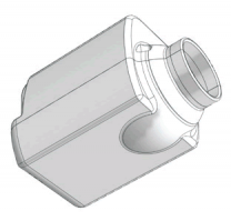 Carcasa de protección Cabezal Elecrónico RF