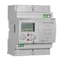 Contador de energía trifásico CEM-C20-312 para carril DIN