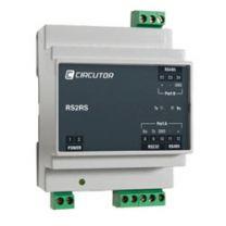 Conversor y amplificador RS-232 / RS-485 de Circutor