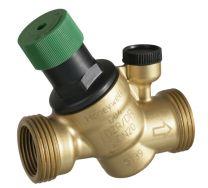 valvula reductora de presión de agua Honeywell D04FM