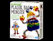 Eco Monstruo plástico