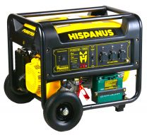 Generador Gasolina Fuertes 7500wp