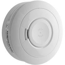 Detector de fumo sem fio com sirene incorporada