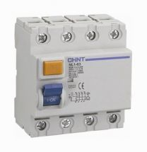 Interruptor diferencial rearmable 63A CHINT