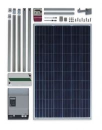 Kit Solar Aislada