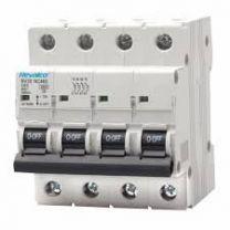 Interruptor automático 4P 6kA de 16A / 20A / 32A