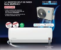 Aire Acondicionado Mundoclima MUPR-H5A 3,5 kW