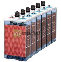 Batería estacionaria 6x 5 OPzS 350 MASTER BATTERY 12V 525Ah C100