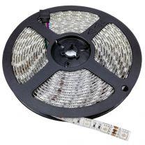 Tira LED luz RGB 12V - 5m (Impermeable)