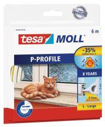 Perfil de caucho Tesa Moll Classic P 2-5mm