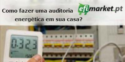 Auditoria energética Efimarket